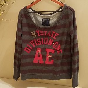 American Eagle Outfitters Cotton Sweatshirt